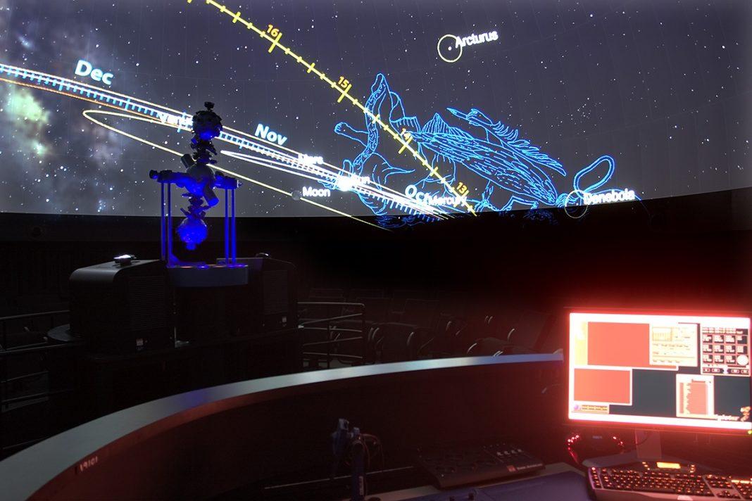 O Planetario acollerá as actividades que conmemoran os 50 anos da chegada do home á Lúa. Foto: Flickr/MC2.