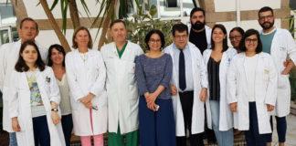 Equipo do Inibic dirixido por María Mayán (no centro), que abordará este novo proxecto sobre doenzas inflamatorias.