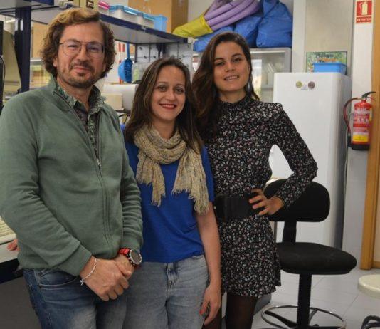 Adolfo Cordero, Olalla Lorenzo e Anaís Rivas son tres dos autores e autoras deste estudo. Foto: Duvi.