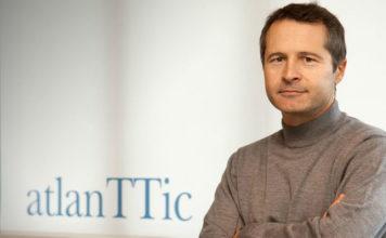 Carlos Mosquera é o director de atlanTTic. Foto: Duvi.