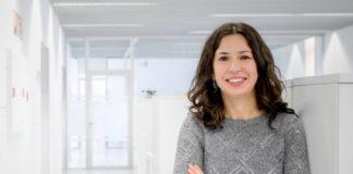 Elena Pazos traballa no Centro de Investigacións Científicas Avanzadas da Coruña. Foto: epazoslab.es