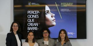 Presentación do informe. Foto: Fundación Cotec.
