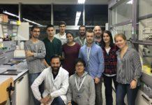 Grupo NanoBioMol do CiQUS de Santiago de Compostela. Foto: CiQUS.