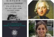 """A investigadora Lúa García é a autora da tradución da novela """"As aventuras de Mikołaj Doświadczyński""""."""