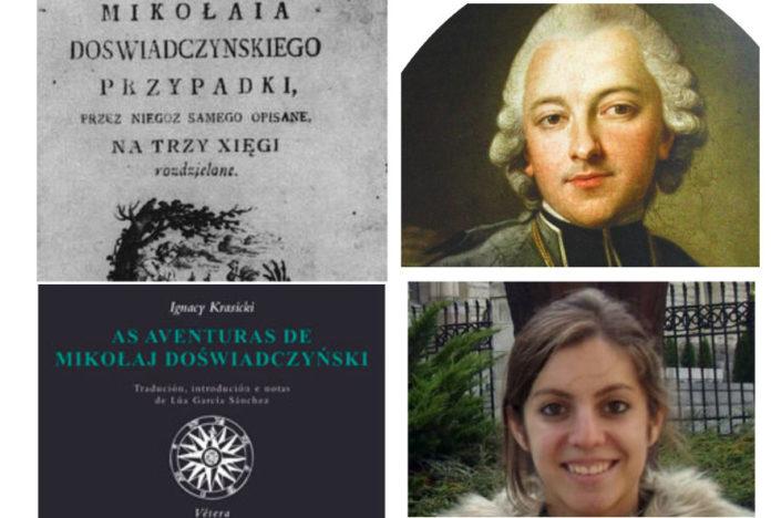 A investigadora Lúa García é a autora da tradución da novela