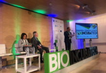 Presentación de BioIncubaTech. Foto: xunta.gal.