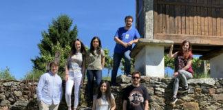 Grupo de Células Nai e Envellecemento, dirixido por Manuel Collado (arriba). Foto: Stemchus.