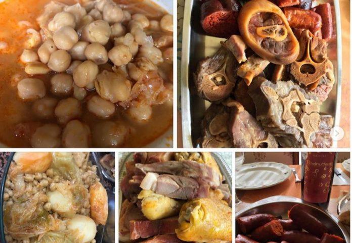 Imaxe do cocido galego censurada por Instagram, e recuperada pouco despois.Imaxe do cocido galego censurada por Instagram, e recuperada pouco despois.