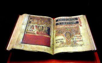O Códice Calixtino. Fonte: Wikimedia/ CC BY 2.0.