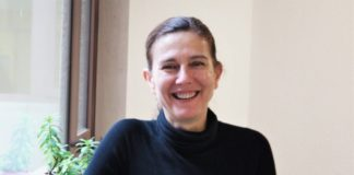 Elena G. Ferreiro. Foto: IGFAE.