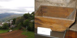 A medida dos ferrados varía mesmo dentro dun mesmo concello de Galicia. Fonte: R. Pan/Lameiro.