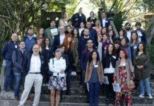 Participantes na clausura de Iberos. Foto: Duvi.
