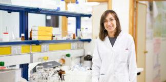 Iria González Mariño é investigadora do Departamento de Química Analítica, Nutrición e Bromatoloxía da Universidade de Salamanca. Foto: usal.es.