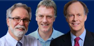 Os gañadores do Nobel de Medicina. Fonte: nobelprize.com.