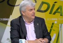 Xosé Manoel Núñez Seixas. Fonte: TVG.