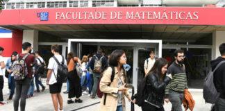 A Facultade de Matemáticas acollerá as probas da Olimpíada Científica. Foto: USC.
