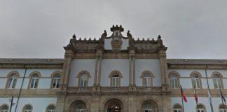 As charlas do ciclo desenvolveranse no salón de actos do Pazo de San Marcos. Foto: Google Street View.