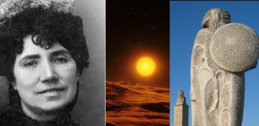 Rosalía e río Sar e Breogán e Ith son dúas das parellas candidatas a dar nome ao sistema formado pola estrela HD 149143 e o seu exoplaneta.