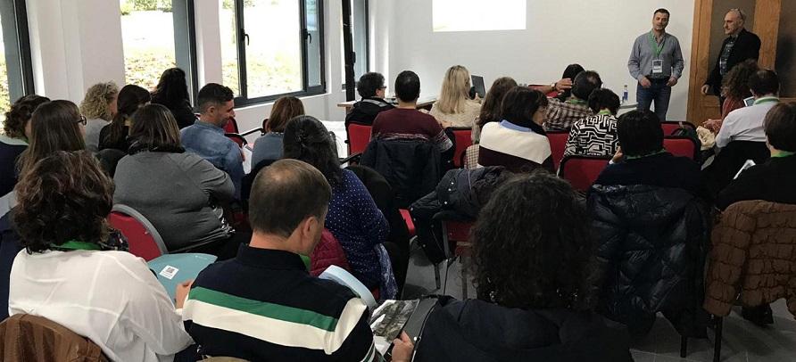 Máis de 200 expertos participan ata o sábado na xuntanza en Catoira. Foto: Duvi.