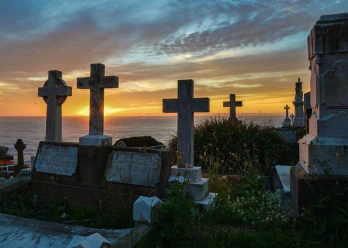 Máis do 96% dos falecementos son atribuíbles a causas naturais.