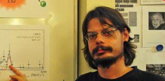 Diego Martínez Santos dirixe o proxecto que busca a desintegración do K0S en dous muóns. Foto: USC.