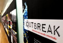"""A exposición """"Epidemias nun mundo conectado"""" está na planta baixa do Museo de Historia Natural. Foto: R. Pan."""