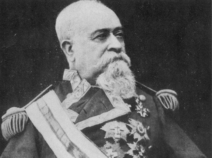 Andrés Comerma está considerado unha das figuras clave da enxeñaría naval en España. Esta fotografía apareceu no Almanaque Gallego de 1913.