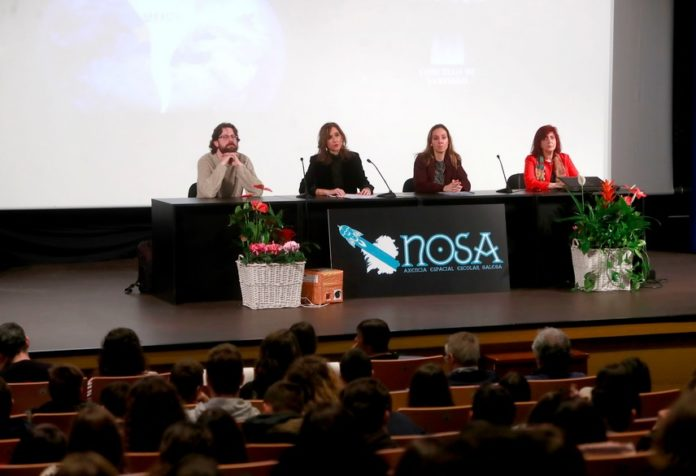 Inauguracion do cuarto congreso da NOSA. Foto: edu.xunta.gal.