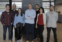 Equipo do CiMUS de Santiago que tomou parte na investigación do proxecto Pancancer. Foto: CiMUS/USC.