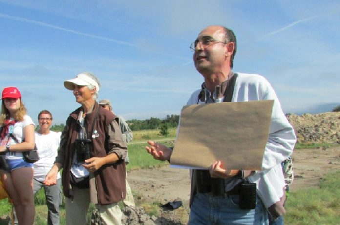 Serafín González é científico do CSIC no Instituto de Investigacións Agrobiolóxicas de Galicia e preside a SGHN desde hai máis de 20 anos.