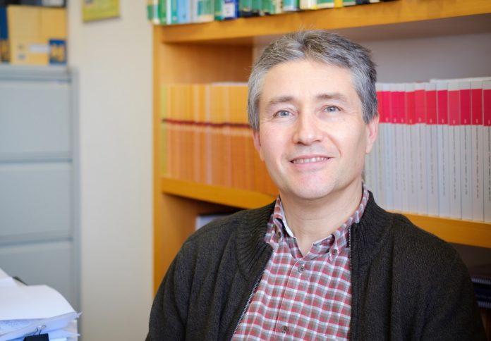 Ricardo Cao é catedrático na Universidade da Coruña e experto en Estatística. Foto: CITIC.