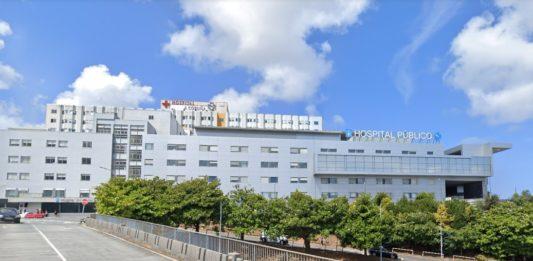 Complexo Hospitalario da Coruña. Foto: Google Street View.