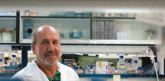 Mariano Esteban, formado na USC, é o líder dun equipo do CSIC que traballa na vacina. Foto: Xiomara Cantera/CSIC.