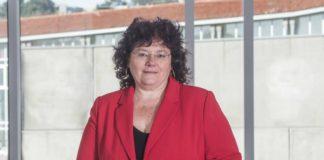 África González é catedrática da Universidade de Vigo e presidenta da Sociedad Española de Inmunología. Foto: Duvi.