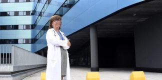 Carmen Albo é a xefa de Hematoloxía do Complexo Hospitalario Universitario de Vigo. Foto: Sergas.