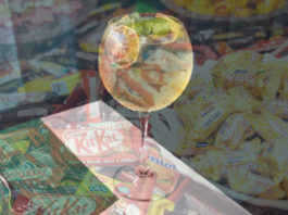 O aumento no consumo de bebidas alcohólicas e alimentos con alto contido de azucre pode comprometer a saúde bucodental.