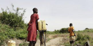 En África subsahariana, un 40% da poboación non ten acceso a auga limpa, un alicerce da hixiene fronte a posibles infeccións.