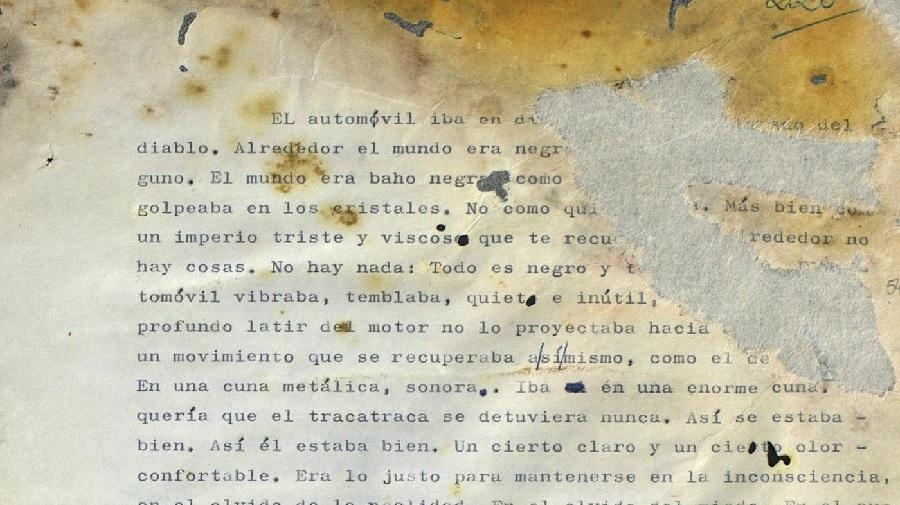 Tradución encargada a Francisco Fernández del Riego. Foto: Duvi.