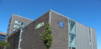 Instalacións do CiMUS, un dos centros autorizados para realizar as probas PCR en Galicia. Foto: CiMUS/USC.