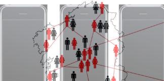 A plataforma tecnolóxica buscará ter baixo vixilancia aos contactos das persoas nas que se confirme a infección por Covid-19.