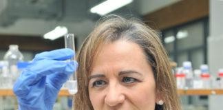 María José Alonso é catedrática de Farmacoloxía na USC. Foto: CiMUS.
