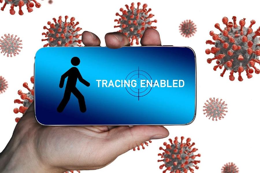 As apps de rastrexo cobraron relevancia en varios países asiáticos.