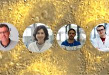 José Luis Mascareñas, Soraya Learte, Cristian Vidal e Alejandro Gutiérrez. Foto: CiQUS.