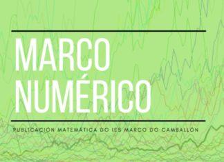"""Portada do terceiro volume de """"Marco Numérico""""."""