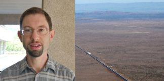 Thomas Dent é o coordinador do programa de ondas gravitacionais do IGFAE de Santiago. Foto: IGFAE.