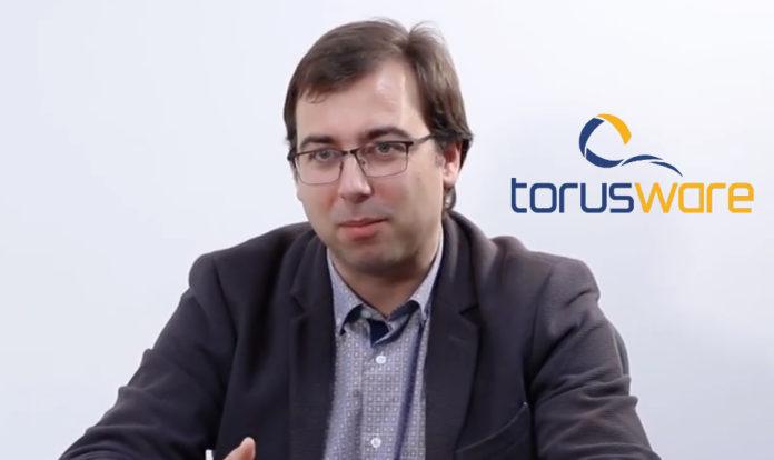 Guillermo López Taboada, Torusware's director.