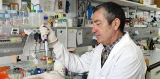 José Martínez Costas lidera investigación para deseñar a vacina contra a Covid-19. Foto: Santi Alvite.