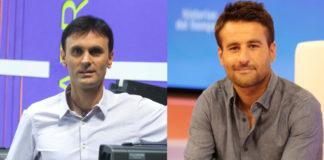Jorge Mira e Xavier Fonseca, premiados pola RAGC.