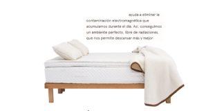 """Algunhas das afirmacións e titulares arredor das camas con suposta influencia no rexuvenecemento e a """"contaminación electromagnética""""."""