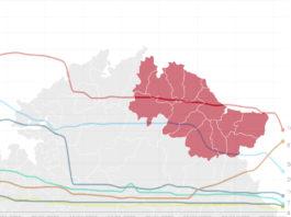 Os casos concentrados na Mariña fixeron pasar de 17 a 87 os positivos confirmados en Lugo nos últimos 10 días.
